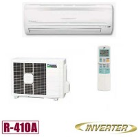 Daikin FTXS12DVJU RXS12DVJU Wall Mounted Single Zone Heat Pump - 11500 BTU