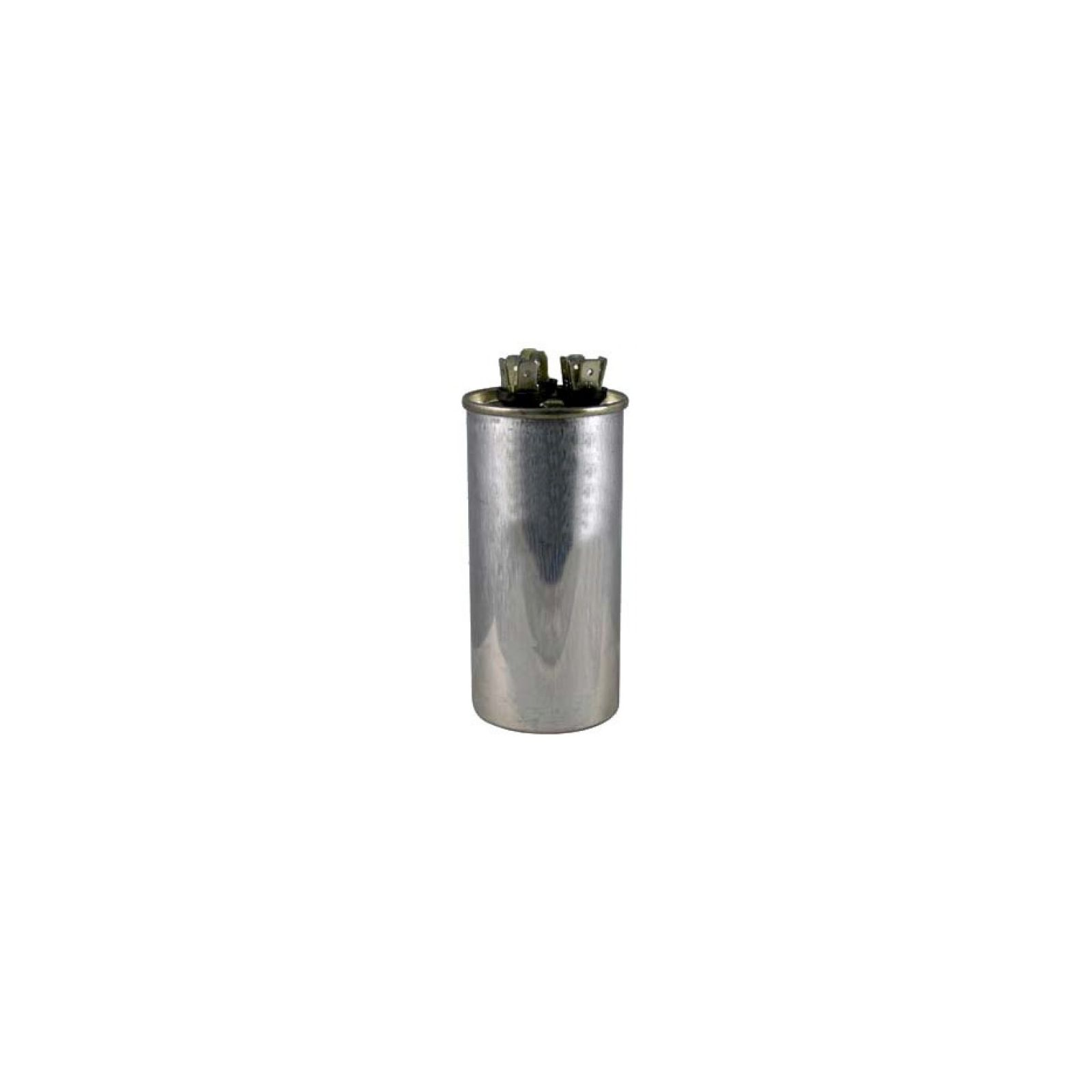 Nortek 01-0292 - Run Capacitor, 40/7.5/440 VAC, Round, Metal