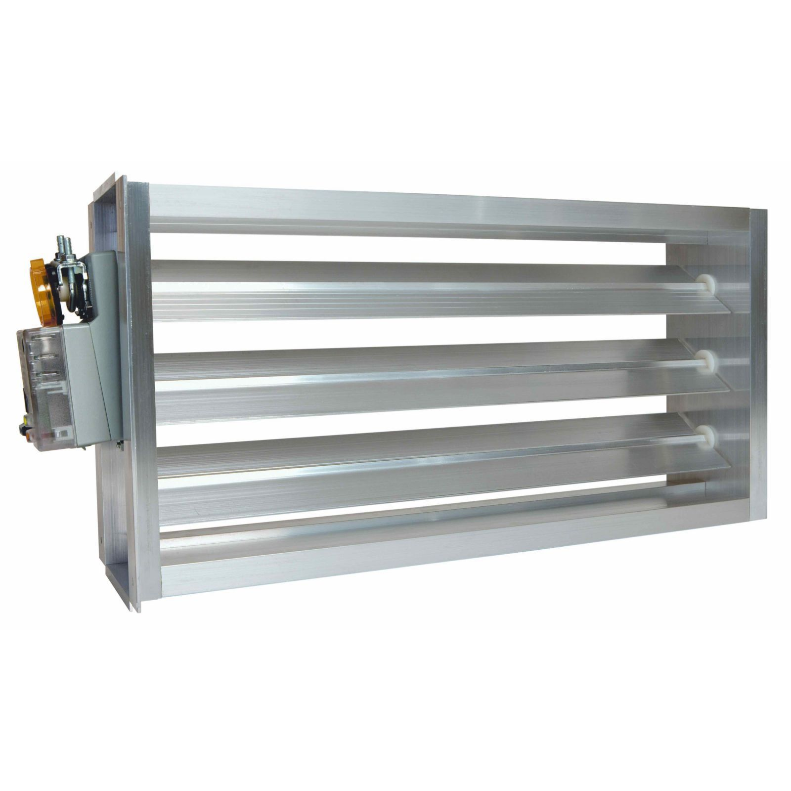 "EWC 24X8 ND - Motorized Ultra-Zone Damper, 24"" X 8"""