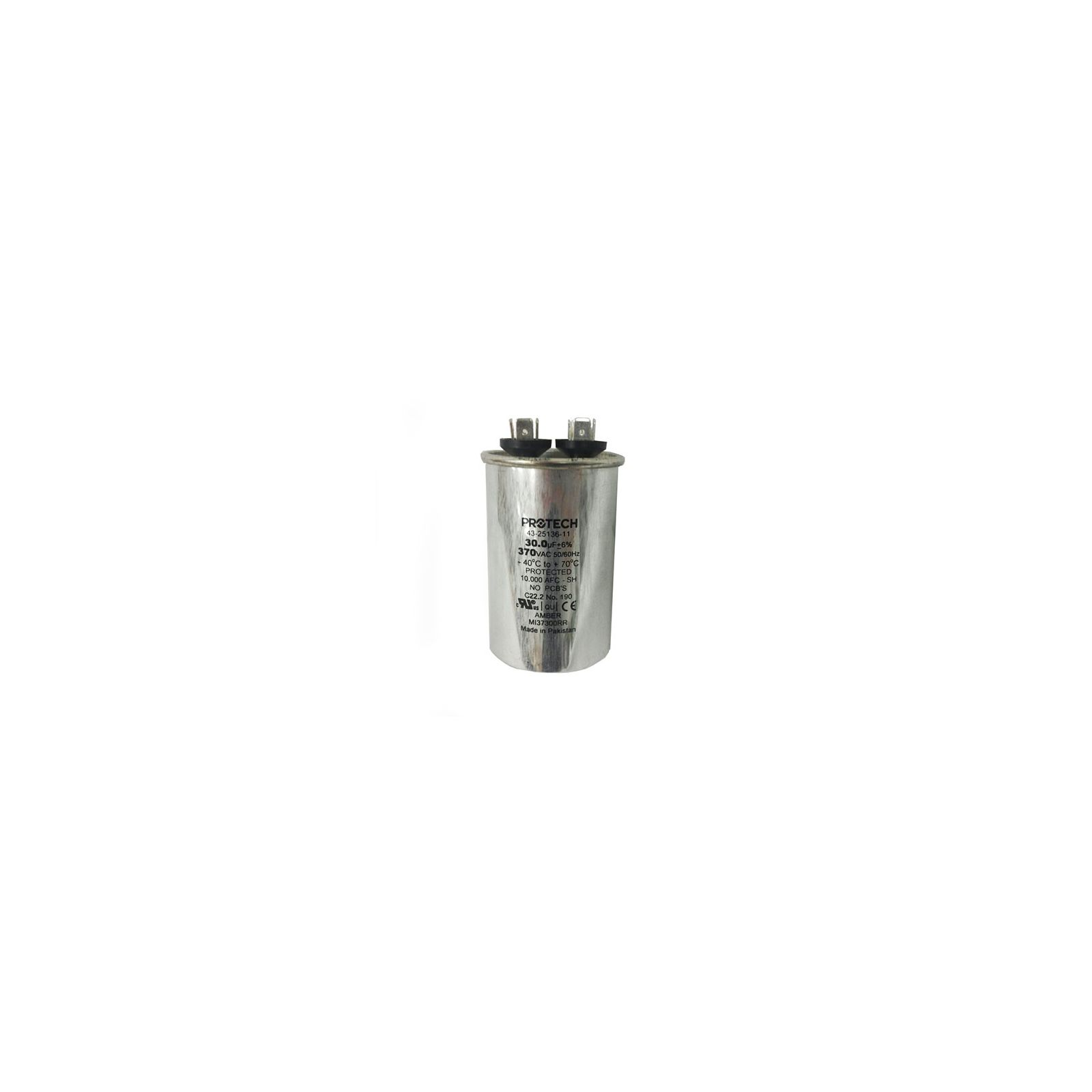 PROTECH 43-25136-11 - Capacitor - 30/370 Single Round