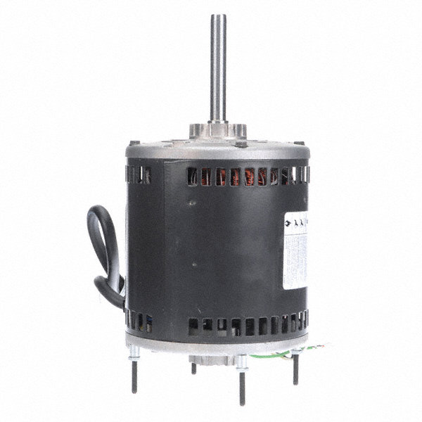 DAYTON 1/4 HP Direct Drive Blower Motor, Permanent Split Capacitor, 1725 Nameplate RPM, 115 Voltage