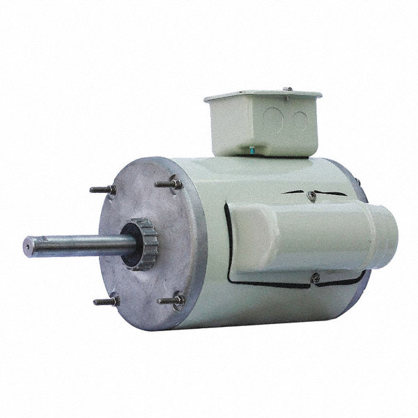 DAYTON 1/2 HP Condenser Fan Motor, Permanent Split Capacitor, 1550 Nameplate RPM, 115 Voltage
