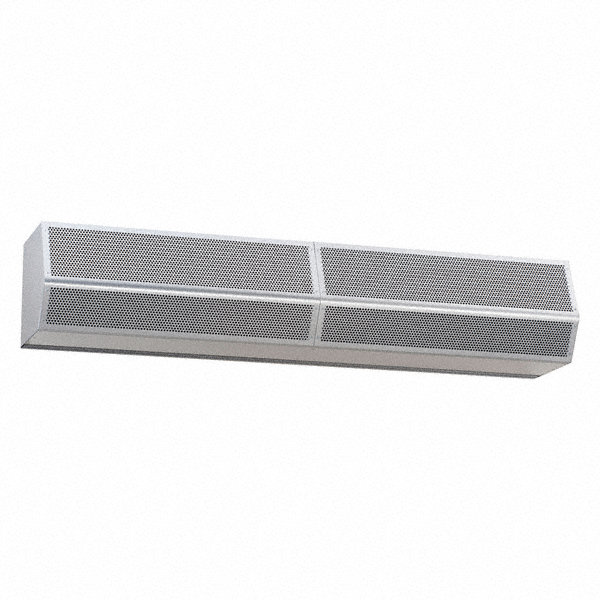MARS AIR DOORS Air Curtain, 5 ft. Max. Door Width, 12 ft. Max. Mount Ht., 70 dBA @ 10 Feet, 3200 fpm