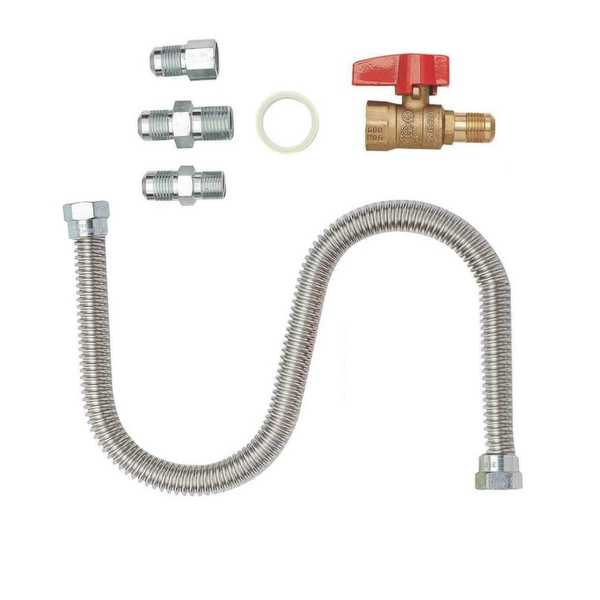 Mr Heater F271239 Gas Appliance Hook-Up Kit