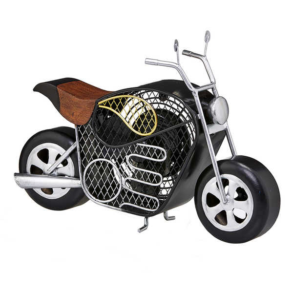 Motorcycle Figurine Fan