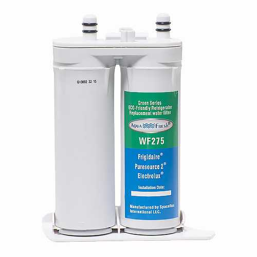 Aqua Fresh Replacement Water Filter Cartridge for Electrolux EI28BS56IS5