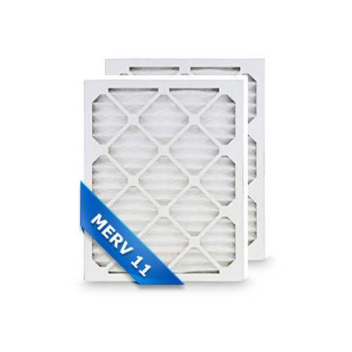 20x20x5 MERV 11 Air Filters (2-Pack) Replacement Air Filter