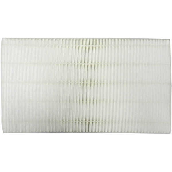 Sharp White Synthetic Fiber True HEPA Replacement Filter for KC-860U Air Purifier - White