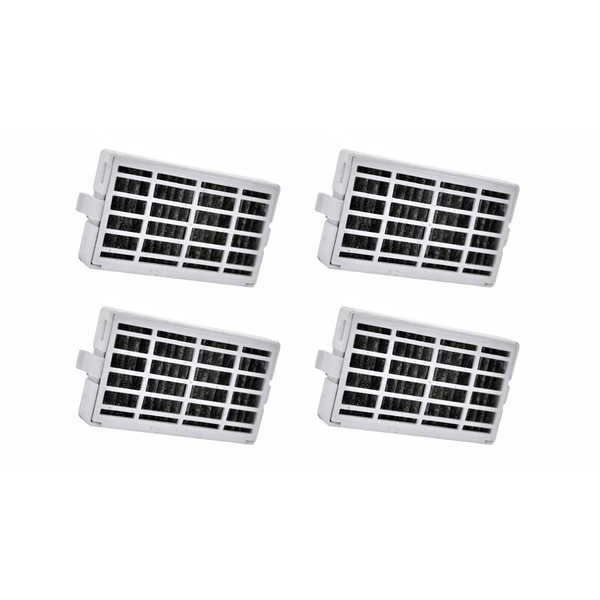 4 Whirlpool Air1 Refrigerator Air Filters, Part # W10311524, 2319308 and W10335147 - air filter