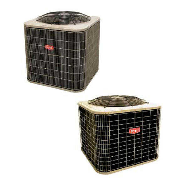 BRYANT 215BNA030000FV4CNF005L00 16 SEER 2.5 Ton Heat Pump System with Air Handler