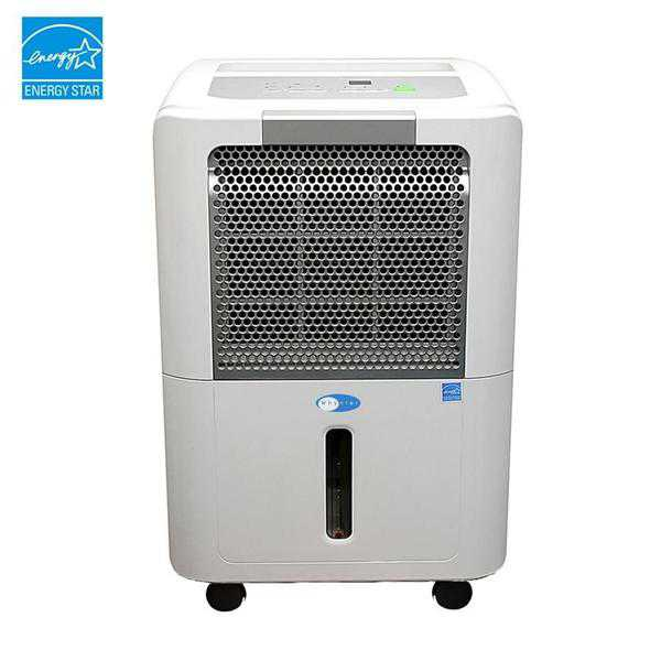 Whynter RPD-651W Energy Star 65 Pint Portable Dehumidifier