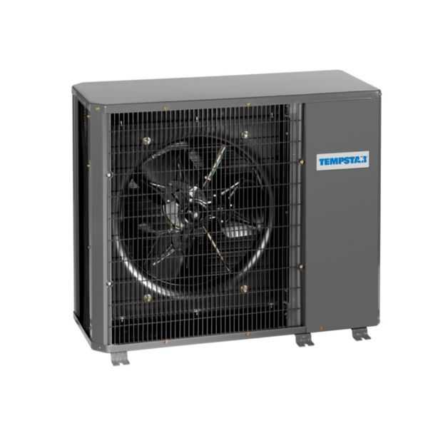 Tempstar - NH4H448ALA - 4 Ton, 3 Phase, 14 SEER Horizontal Discharge Heat Pump Condenser R410A