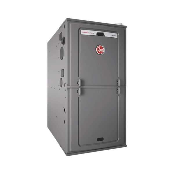 Rheem - R95TC1001521MSA - Classic Plus Series 95% AFUE, 98K BTU, 1 Stage, Multi-Position Gas Furnace With X-13 Motor