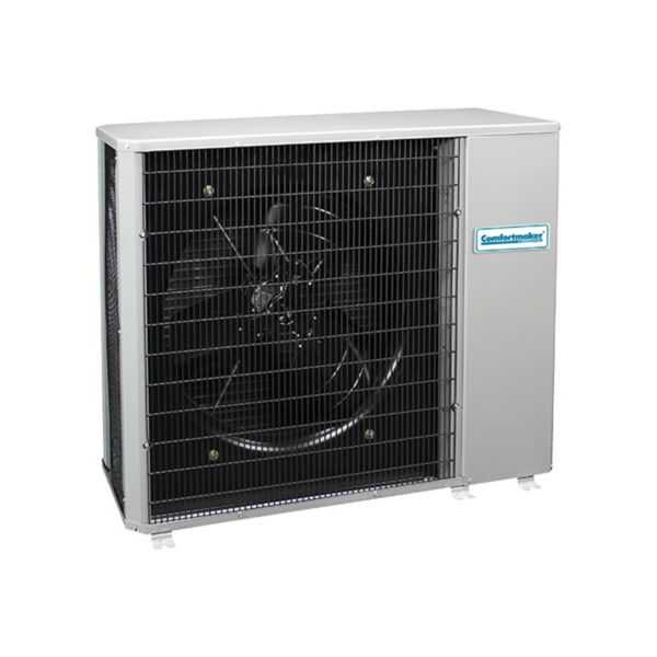 Comfortmaker NH4A418AKA - 1 1/2 Ton, 14 SEER Horizontal Discharge Air Conditioner For Use With Ducted Indoor Units