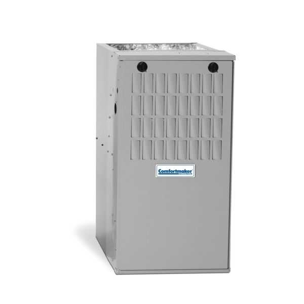 Comfortmaker F8MVL1102122B - Mainline 110K BTUH Low NOx Multi-position 80% 2-Stage Communicating Gas Furnace, Var Speed ECM