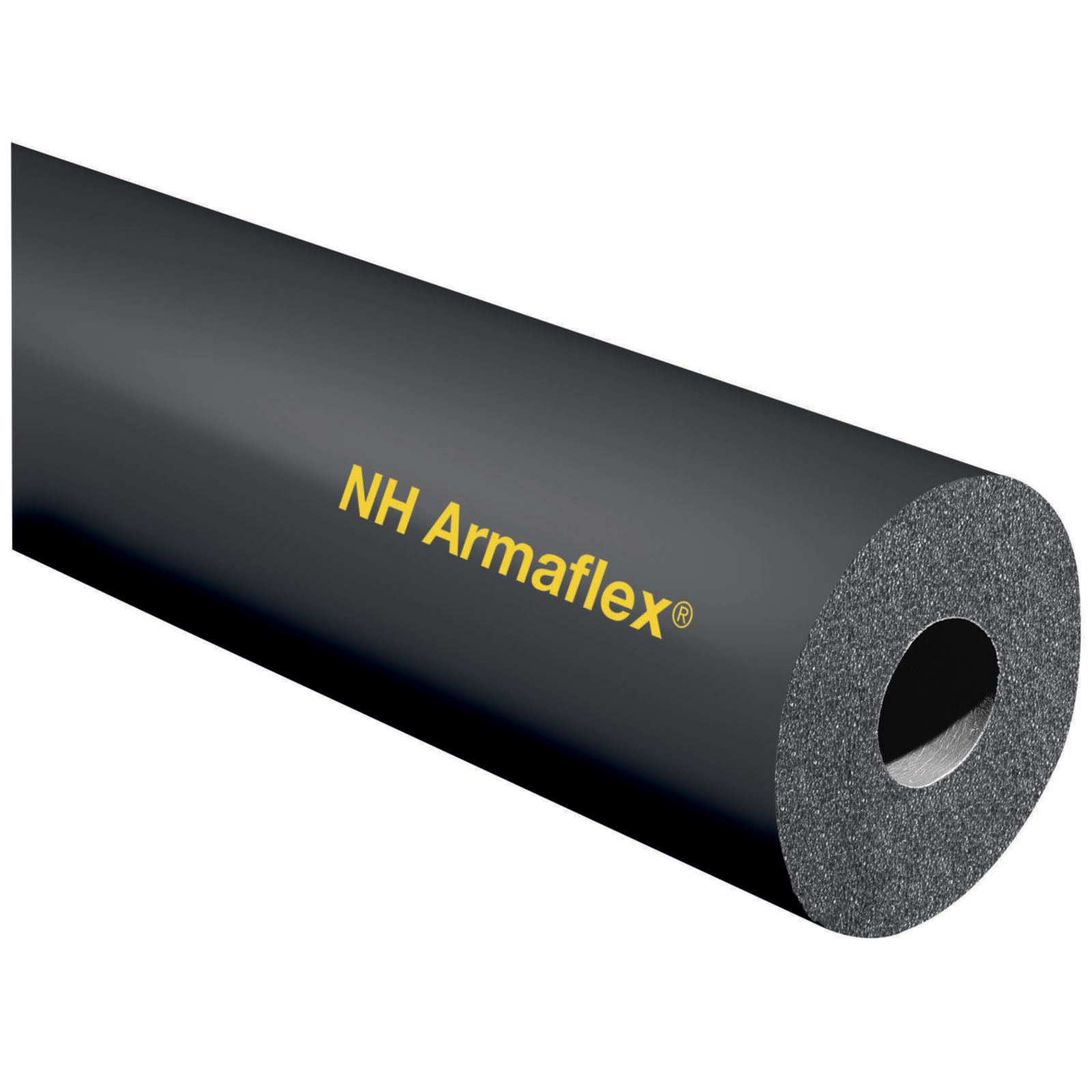 "Armacell ACT11812 - AC Accoflexa® Pipe Insulation, 1 1/8"" I.D. X 1/2"" Wall Thickness (Nominal) X 6 Foot Length"