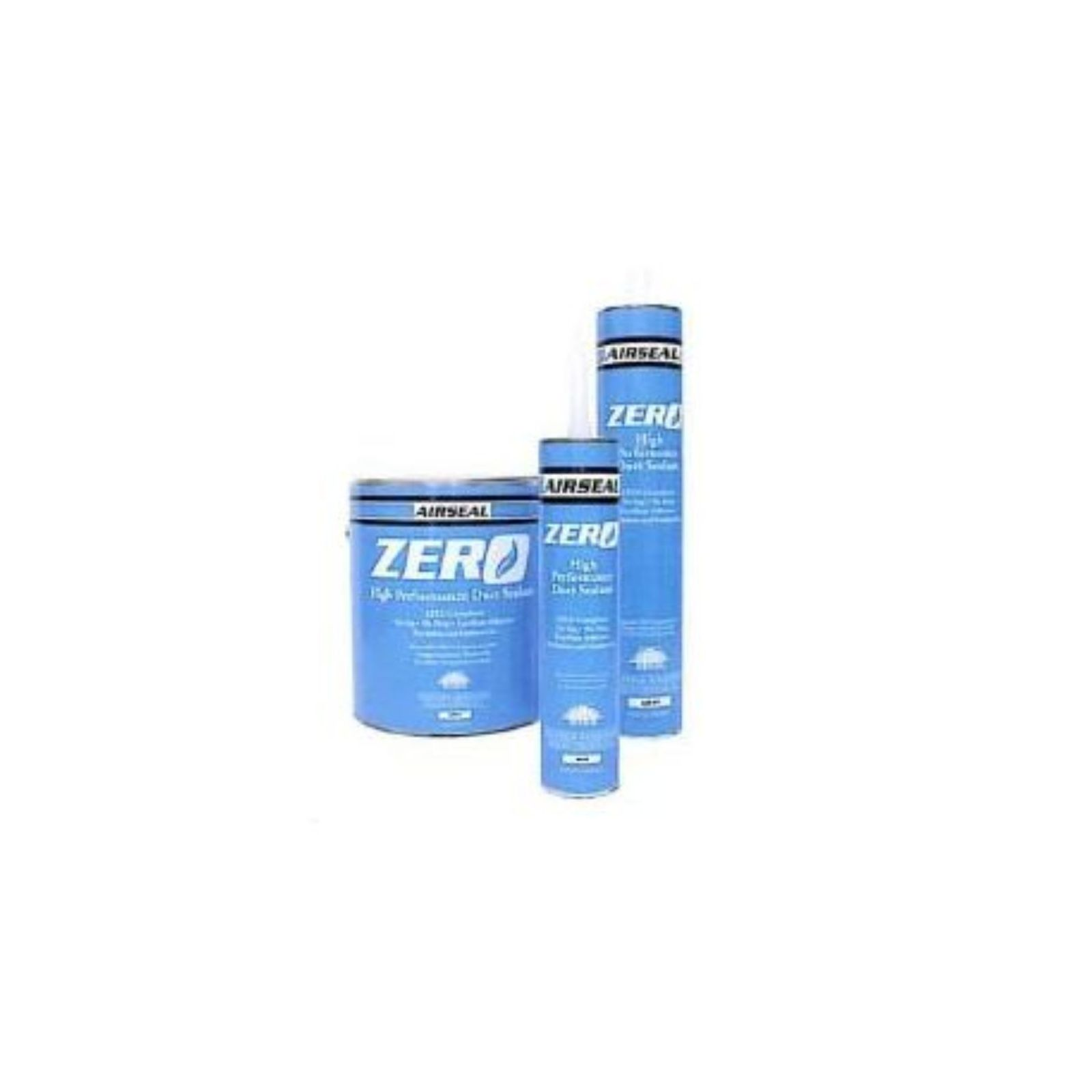 Polymer Adhesives ASZERO-1(G) - Airseal  - Zero-1 Grey, High Performance Duct Sealant
