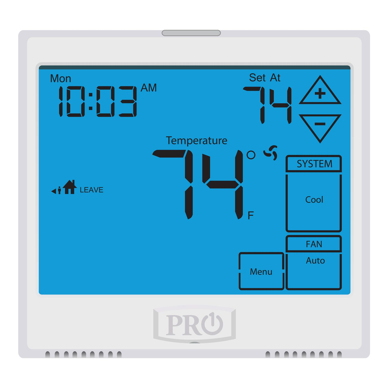 Pro1 Z955W - Wireless Zoning Master - 3H/2C, 5+1+1, 7D or Non-programmable.